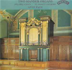 Anne Page  - Two Mander Organs