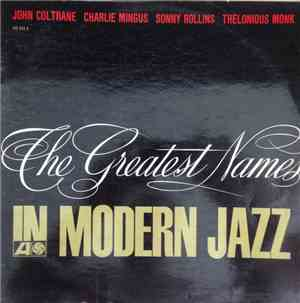 Various - The Greatest Names In Modern Jazz