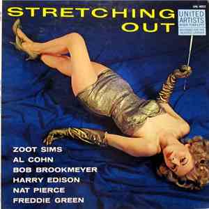 Zoot Sims - Bob Brookmeyer Octet - Stretching Out