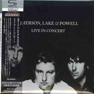 Emerson, Lake & Powell - Live In Concert