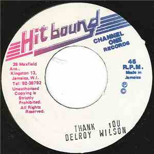 Delroy Wilson - Thank You