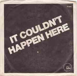 The Banned  - It Couldn't Happen Here