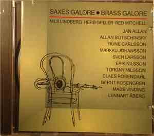 Nils Lindberg - Saxes Galore  Brass Galore