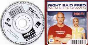 Right Said Fred - We Are The Champs