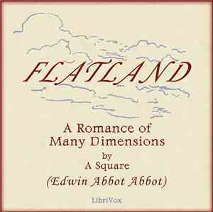 A Square  - Flatland (A Romance Of Many Dimensions)