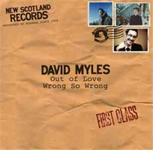 David Myles  - Out Of Love