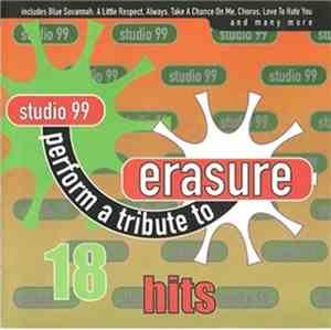 Studio 99 - Studio 99 Perform A Tribute To Erasure