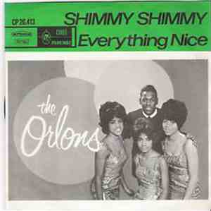 The Orlons - Shimmy Shimmy
