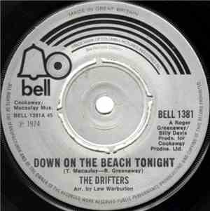 The Drifters - Down On The Beach Tonight