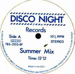 Various - Summer Mix