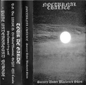 Nocturnal Chalice - Sorcery Under Blackened Skies